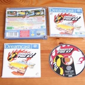 Crazy Taxi 2 Dreamcast Esp