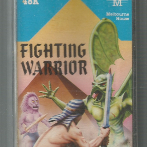 Fighting Warrior (PAL)*