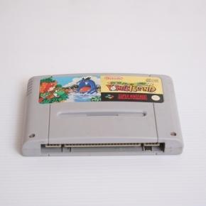 Super Mario World 2 SNES Pal Esp