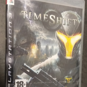 TimeShift PAL ESP PS3 Nuevo