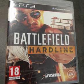 Battlefield Hardline PAL ESP PS3 Nuevo