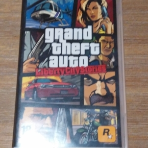 GTA Liberty City Stories PSP ESP