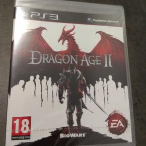 Dragon Age II PAL ESP PS3 Nuevo