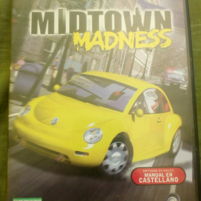 Midtown Madness .para pc