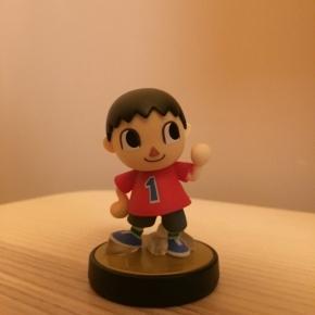 Amiibo Aldeano (Colección Super Smash Bros)