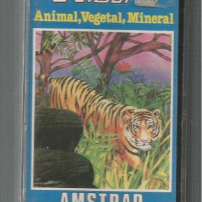Animal, Vegetal, Mineral (PAL)*