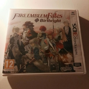 Fire Emblem: Fates - Hoshido (birthright)