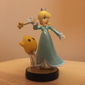 Amiibo Smash Rosalina & Luma (Colección Super Smash Bros)