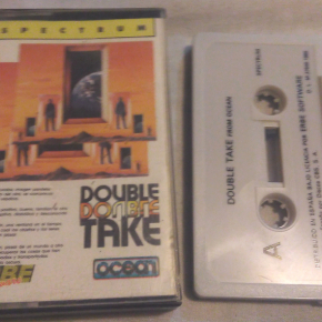 DOUBLE TAKE Spectrum 48K cassette