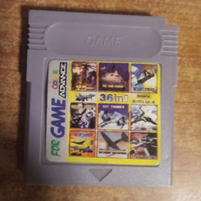 GAME BOY-JUEGOS MULTIPLES-4B