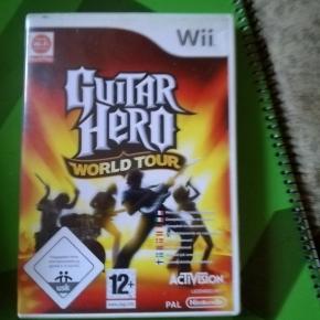 Guitar Hero Wolrd Tour Wii