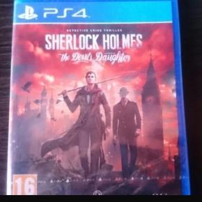 PS4 NUEVO SHERLOCK HOLMES 'Devil's daughter'