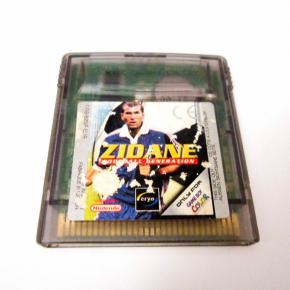 Zidane Football Generation Game Boy Color