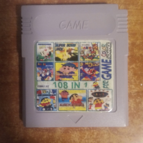 Game boy-Juegos Multiples-5D