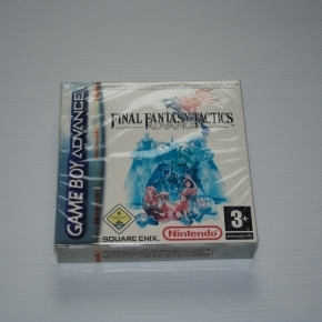 Final Fantasy tactics Pal esp (Nuevo)