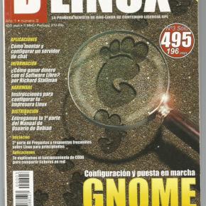 Revista: D Linux Año 1 Nº3/