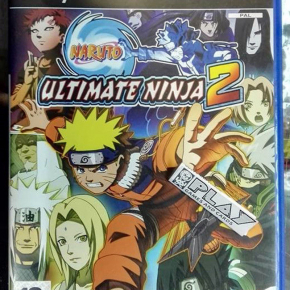 NARUTO ULTIMATE NINJA 2 II PAL ESPAÑA PS2 PLAYSTATION 2 ENVIO CERTIFICADO / 24H