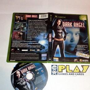 DARK ANGEL XBOX PAL ESPAÑA JESSICA ALBA EN CASTELLANO ENTREGA 24 AGENCIA HORAS
