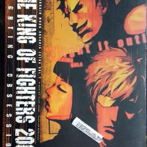 The King of Fighters 2001 Fighting Obsession Guide Book ARCADIA EXTRA Vol.7 KOF