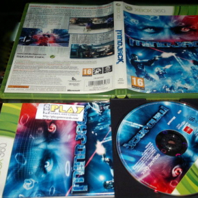 MIND JACK MINDJACK PAL ESPAÑA COMO NUEVO COMPLETO XBOX 360 ENVIO URGENTE 24HORAS