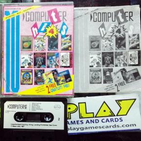 Computer Hits 4 Beau Jolly Commodore 64 128 - 12 juegos clásicos -