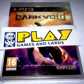 DARKVOID PS3 PLAYSTATION 3 DARK VOID NUEVO PRECINTADO PAL ESPAÑA NEW SEALED