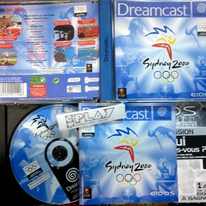 SYDNEY 2000 DREAMCAST COMPLETO DISCO EN MUY BUEN ESTADO PAL ENVIO AGENCIA 24H