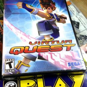 SEGA VIRTUA FIGHTER QUEST PS2 PLAYSTATION 2 USA NUEVO PRECINTADO ENTREGA AGENCIA