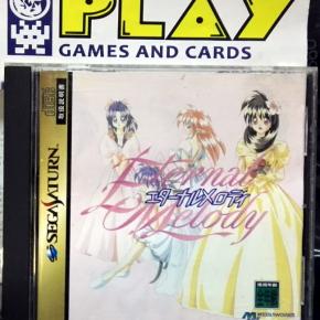 ETERNAL MELODY  NTSC JAPAN IMPORT SEGA SATURN ENVIO CERTIFICADO/ 24H