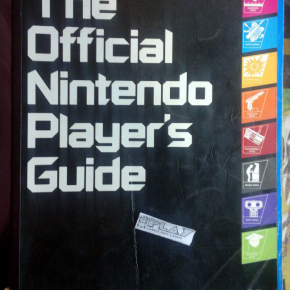 THE OFFICIAL NINTENDO PLAYER'S PLAYERS GUIDE NES GUIA EN INGLES ENVIO AGENCIA24H
