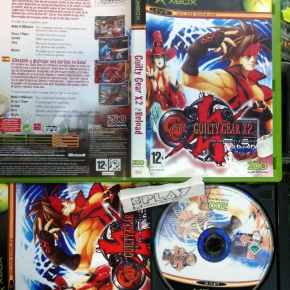 GUILTY GEAR X2 RELOAD THE MIDNIGHT CARNIVAL PAL ESPAÑA MICROSOFT XBOX ENVIO 24H