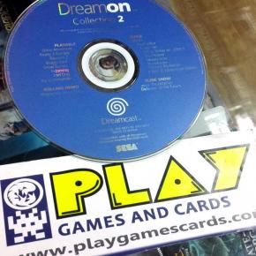 DREAM ON VOLUME 2 DREAMON SOLO DISCO PAL BUEN ESTADO DREAMCAST ENVIO AGENCIA 24H