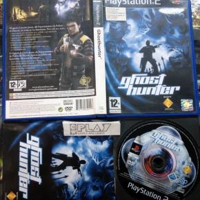 GHOST HUNTER PAL ESPAÑA COMPLETO BUEN ESTADO VERSION ESPAÑOLA PLAYSTATION 2 PS2