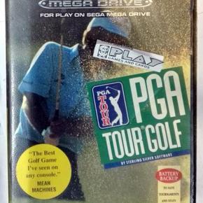 PGA TOUR GOLF PAL ESPAÑA SEGA MEGADRIVE MEGA DRIVE ENVIO CERTIFICADO / 24H
