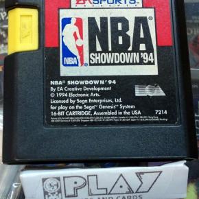 NBA SHOWDOWN 94 MEGADRIVE GENESIS SOLO CARTUCHO CARTRIDGE ONLY MEGA DRIVE