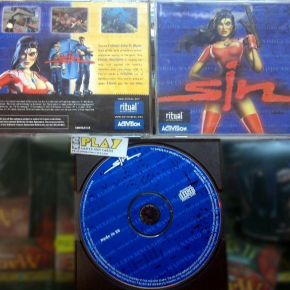 SIN PC CD ROM ACTIVISION RITUAL COMO NUEVO ENVIO CERTIFICADO / AGENCIA URGENTE