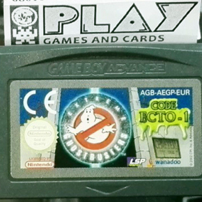 EXTREME GHOSTBUSTERS CODE ECTO 1 PAL GAME BOY ADVANCE GBA CORREO CERTIFICADO/24H
