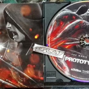 PROTOTYPE 2 THE MUSIC FROM CD OST SOUNDTRACK COMO NUEVO ACTIVISION ENVIO 24H