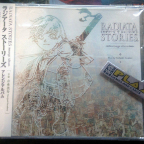RADIATA STORIES OST SOUNDTRACK BSO BANDA SONORA NUEVA SELLADA NEW ENVIO 24 HORAS