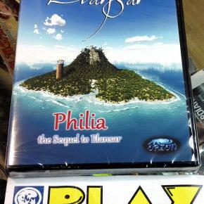 ELANSAR & PHILIA SEGA DREAMCAST PC LINUX MAC OS-X POINT N CLICK ADVENTURE SEALED