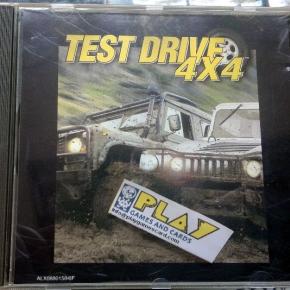 TEST DRIVE 4x4  PC CD ROM PAL ESPAÑA ENVIO CERTIFICADO / URGENTE