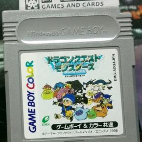 Dragon Warrior Quest Monsters Terry no Wonderland GAME BOY GAMEBOY COLOR GBC