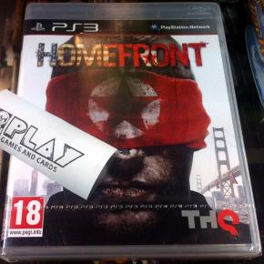 HOMEFRONT HOME FRONT PS3 PLAYSTATION 3 PAL ESPAÑA NUEVO ENTREGA AGENCIA 24 HORAS
