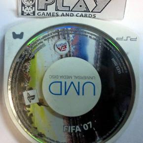 FIFA 07 2007 FIFA07 UMD SUELTO CARTUCHO PAL PSP ENVIO CERTIFICADO/ AGENCIA 24H