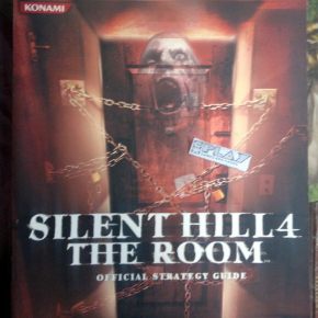 SILENT HILL 4 IV THE ROOM THE OFFICIAL STRATEGY GUIDE GUIA INGLES BRADYGAMES
