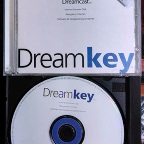 DREAM KEY INTERNET BROWSER DISK DREAMCAST PAL ENVIO CERTIFICADO / AGENCIA 24H