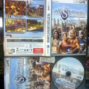 THE SETTLERS CONSTRUYE TU IMPERIO PC DVD ROM VERSION ESPAÑOLA ENVIO CERTIFICADO
