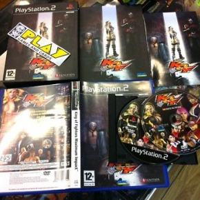 KING OF FIGHTERS MAXIMUM IMPACT PS2 PAL ESPAÑA KOF SNK PLAYSTATION 2 SNK