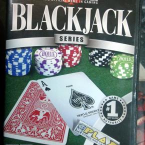 HOYLE BLACKJACK BLACK JACK SERIES PC MUY BUEN ESTADO ENVIO CERTIFICADO / 24H