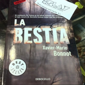 BOOK LIBRO LA BESTIA XAVIER MARIE BONNOT EDICION DEBOLSILLO 2011 NUEVO ESPAÑOL